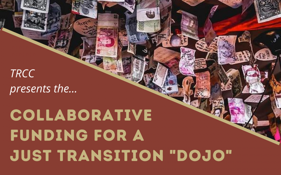 Welcome to the Collaborative Funding Dojo