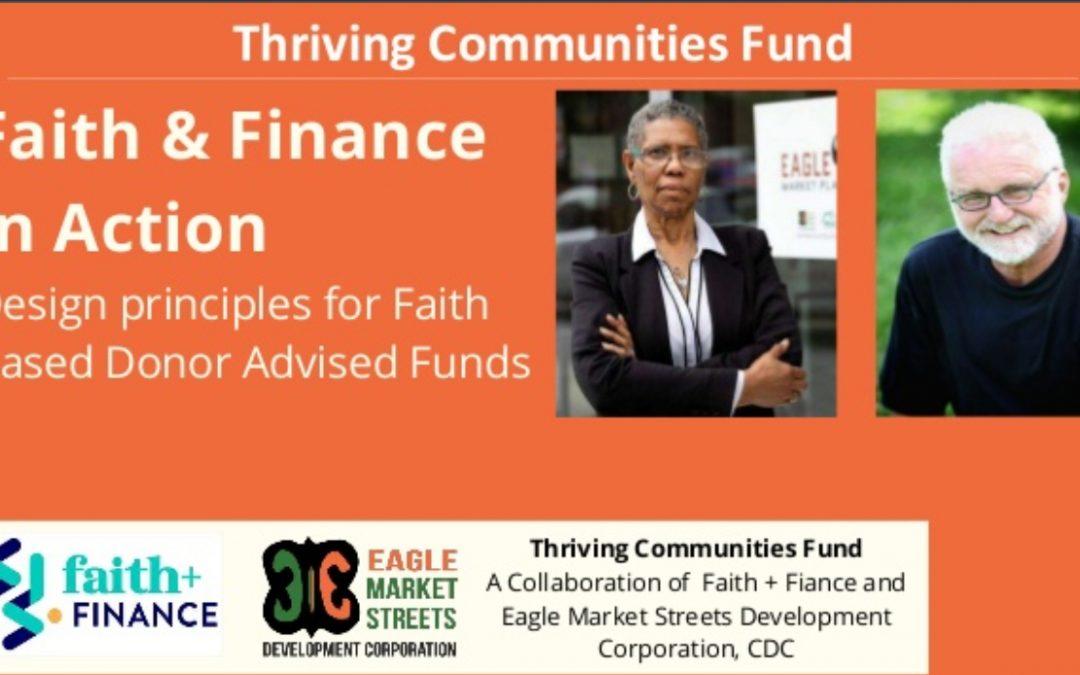 Thriving Communities Fund